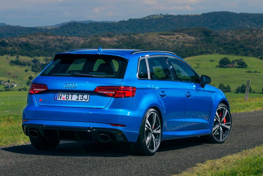 Full details: 2018 Audi RS 3 Sportback - motoring com au