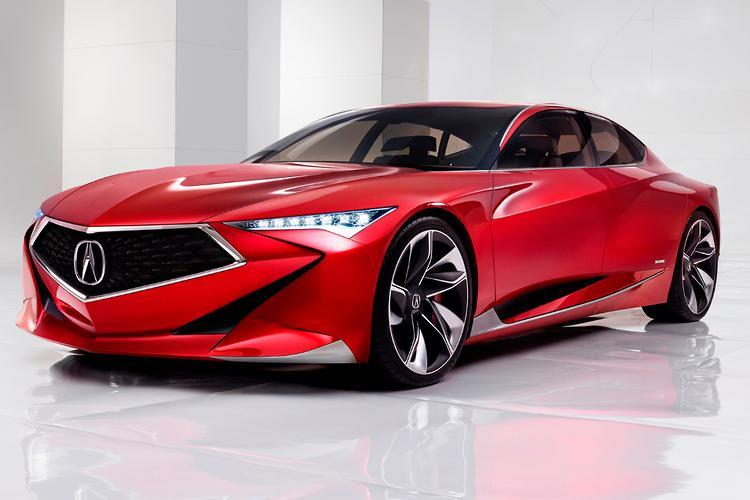 Perfect DETROIT MOTOR SHOW: Honda Unveils Future Of Acura Brand