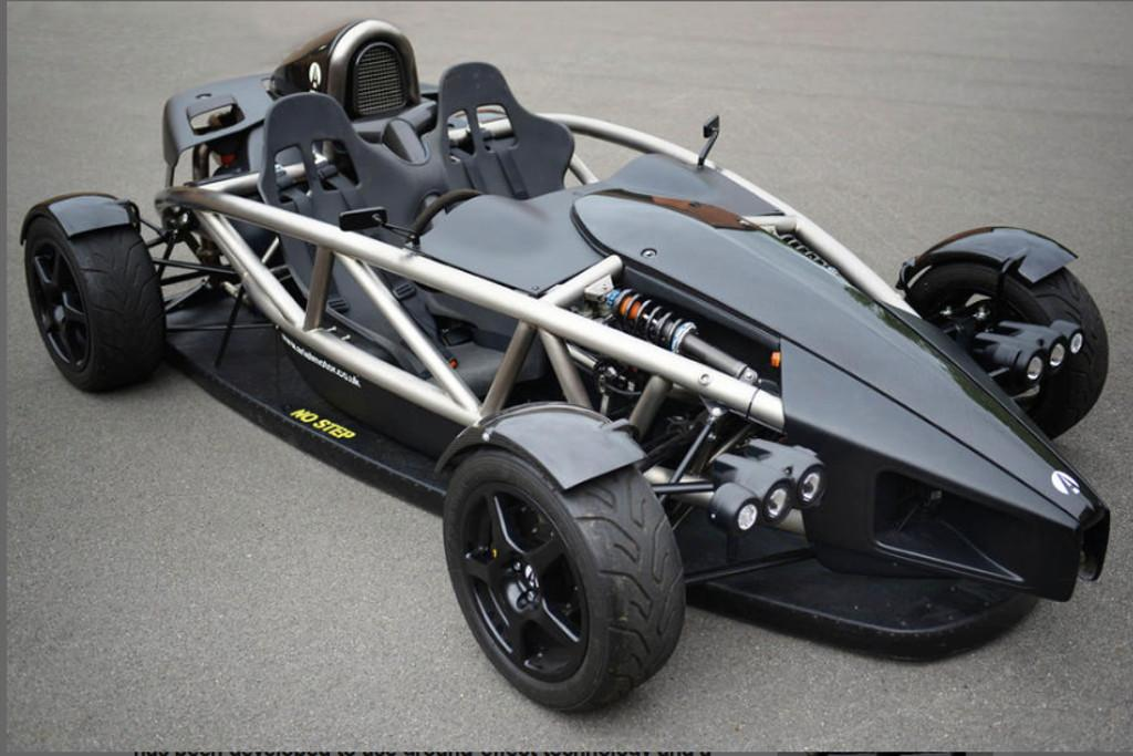 Ariel Unveils Ground Effect Atom Motoring Com Au