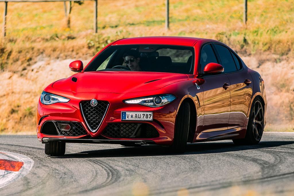 alfa romeo giulia qv video review - motoring.au