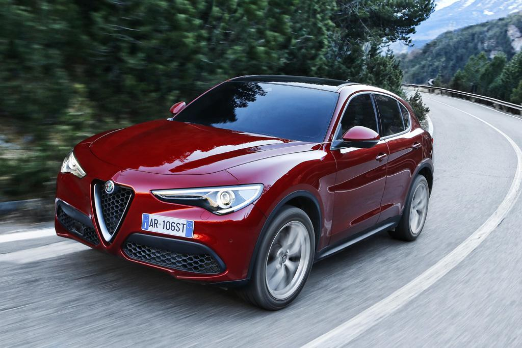 alfa romeo stelvio 2017 review. Black Bedroom Furniture Sets. Home Design Ideas
