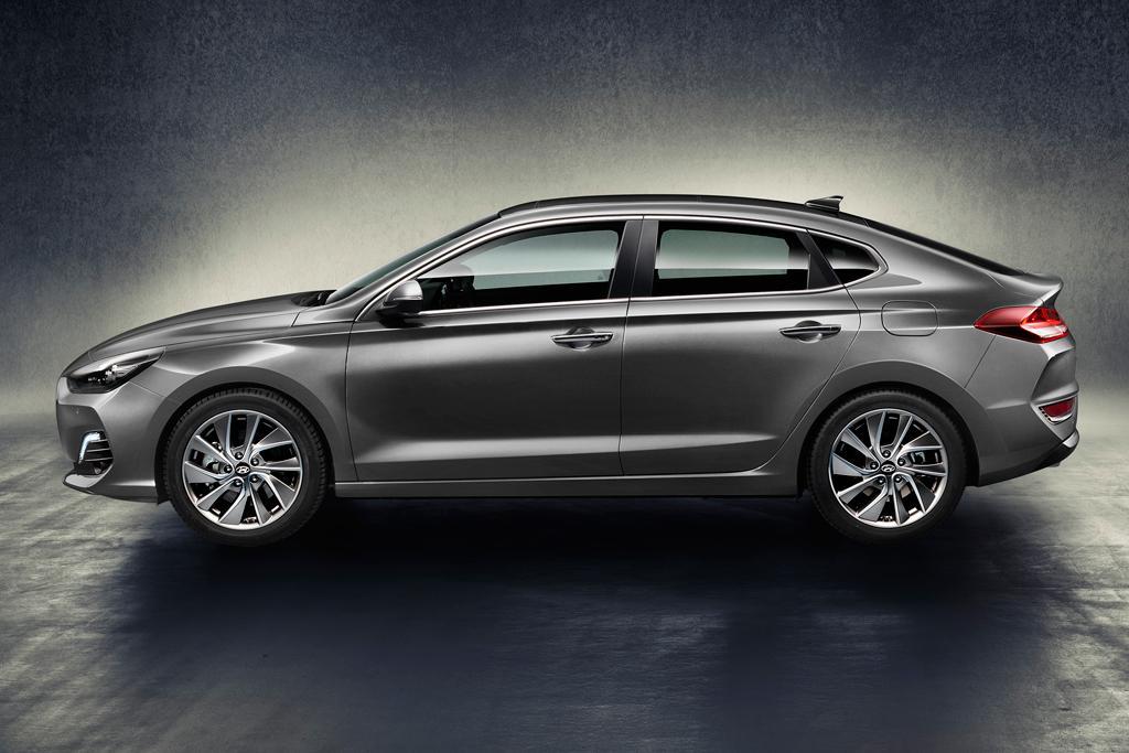 Hyundai I30 Fastback Revealed Motoring Com Au