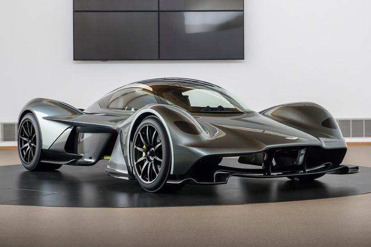 Best Of British Aston Martin AM RB 001 Concept Motoring