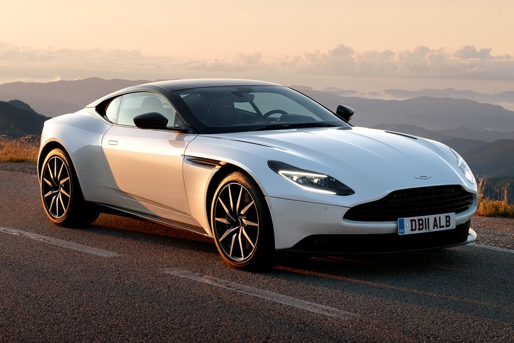 Vs Continue Astons New Model Assault Motoringcomau - Aston martin latest models