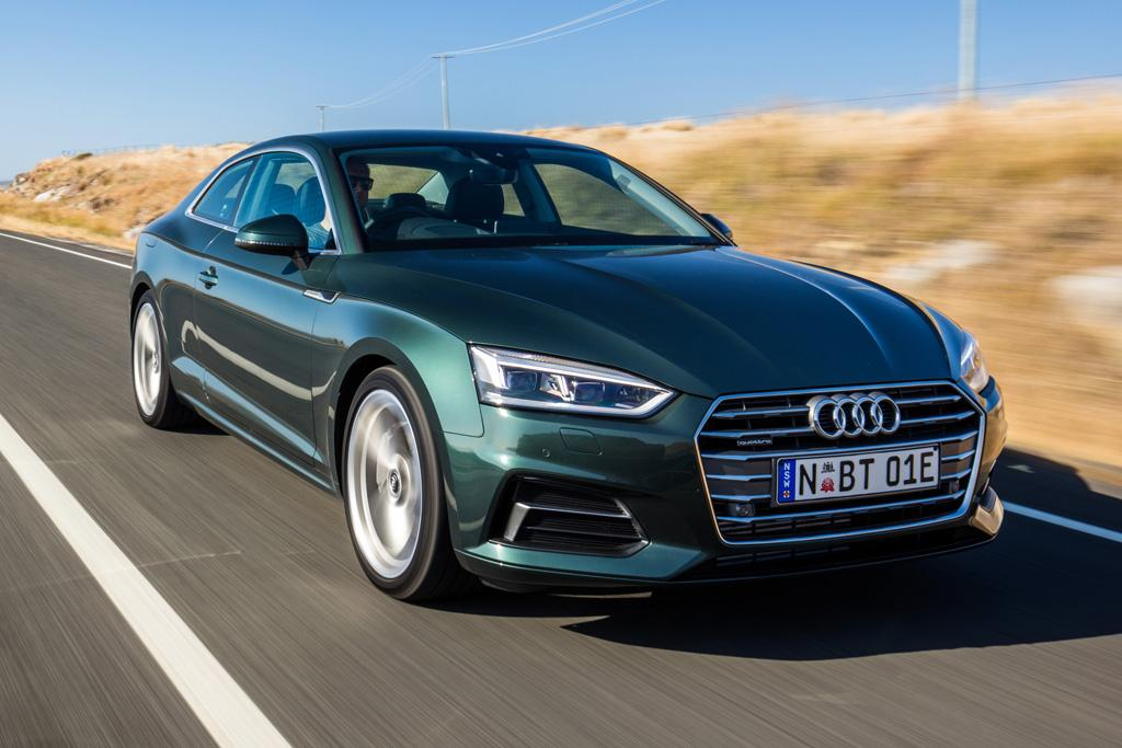Audi A5 Coupe 2017 Review Motoring Com Au