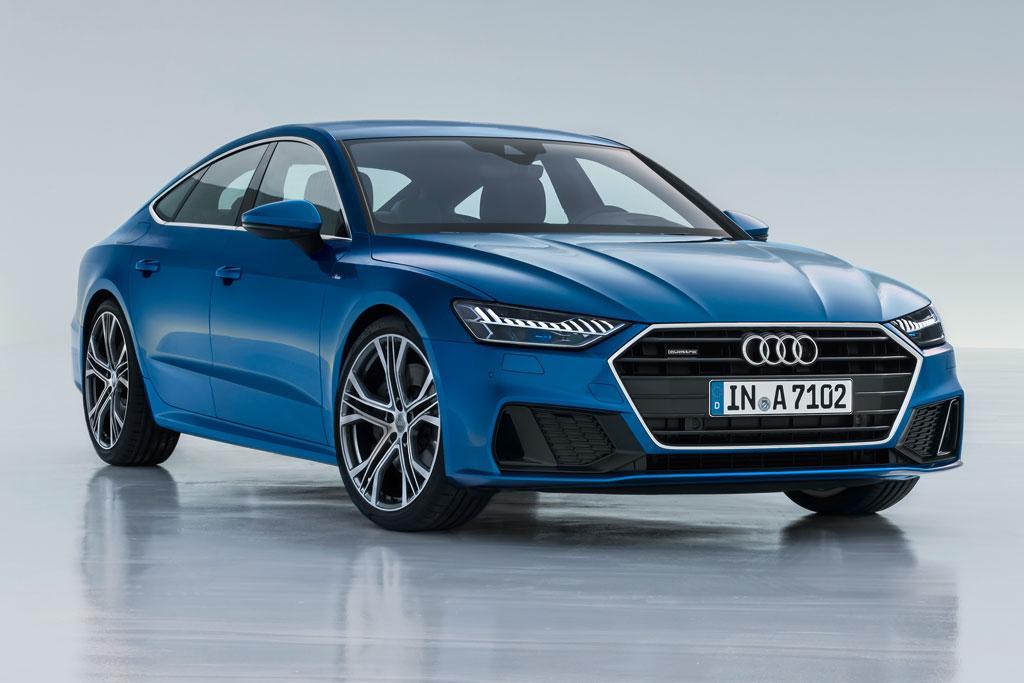 New Audi A Launched Motoringcomau - Audi a7