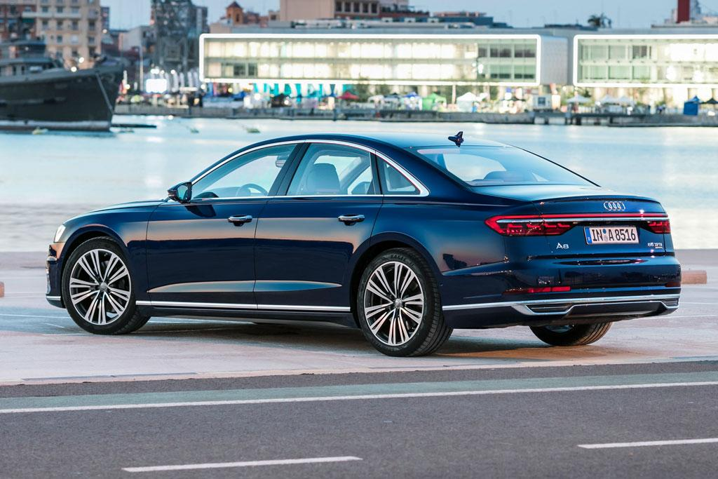 Audi S8 W12 Turbo >> New Audi A8 here mid-2018 - motoring.com.au