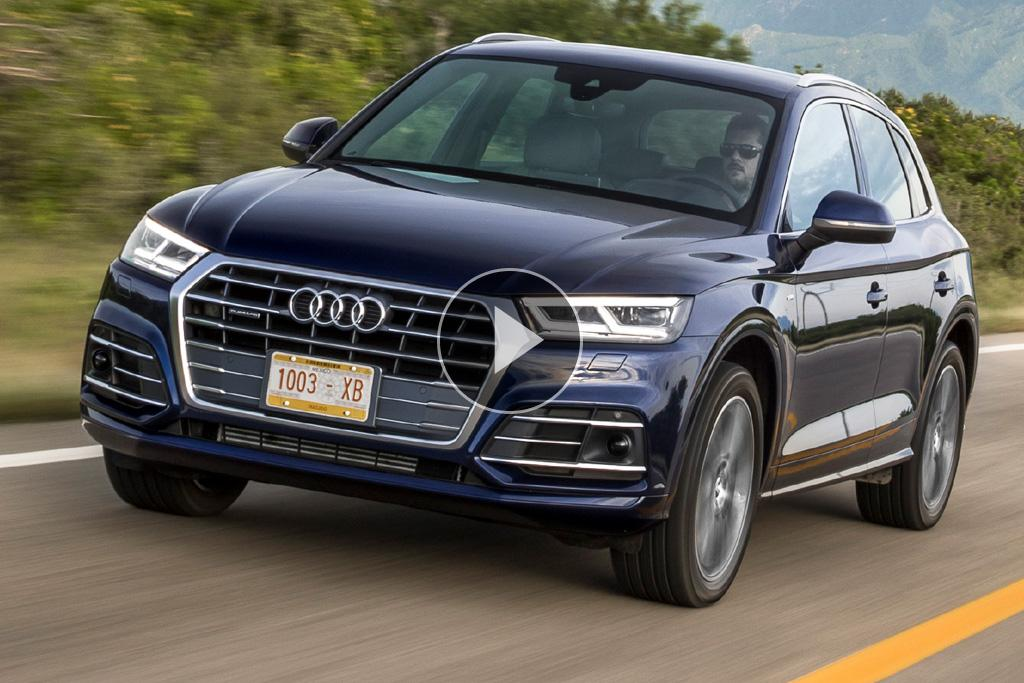 Audi Q5 2017 Video Review