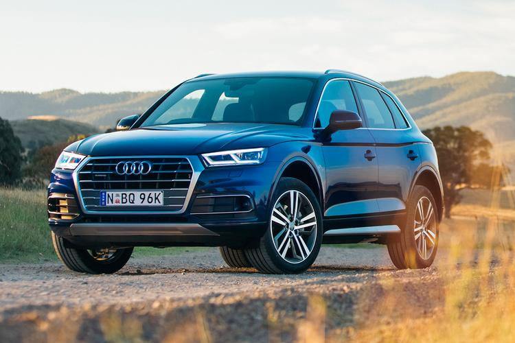 audi announces pricing for all new q5. Black Bedroom Furniture Sets. Home Design Ideas