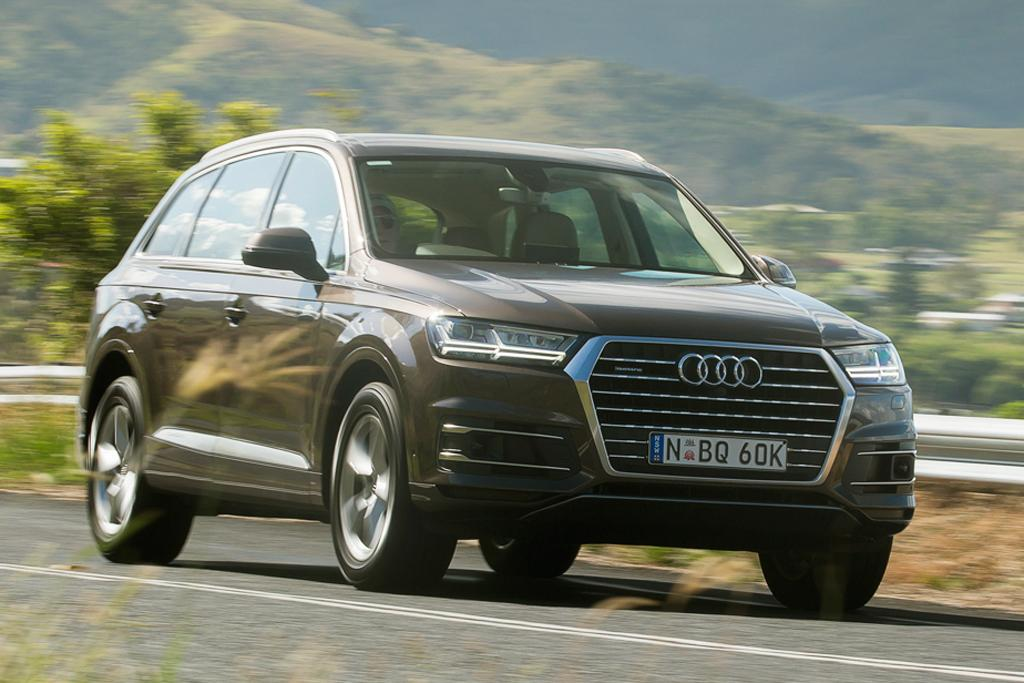 audi q7 2016 review. Black Bedroom Furniture Sets. Home Design Ideas
