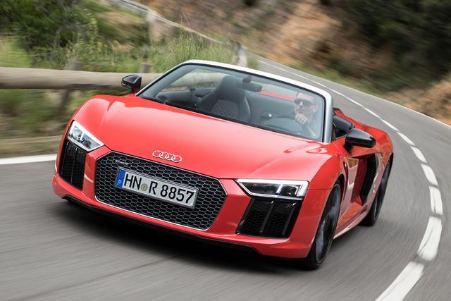 Audi Confirms Local R Spyder Specs Motoringcomau - Audi r8 specs
