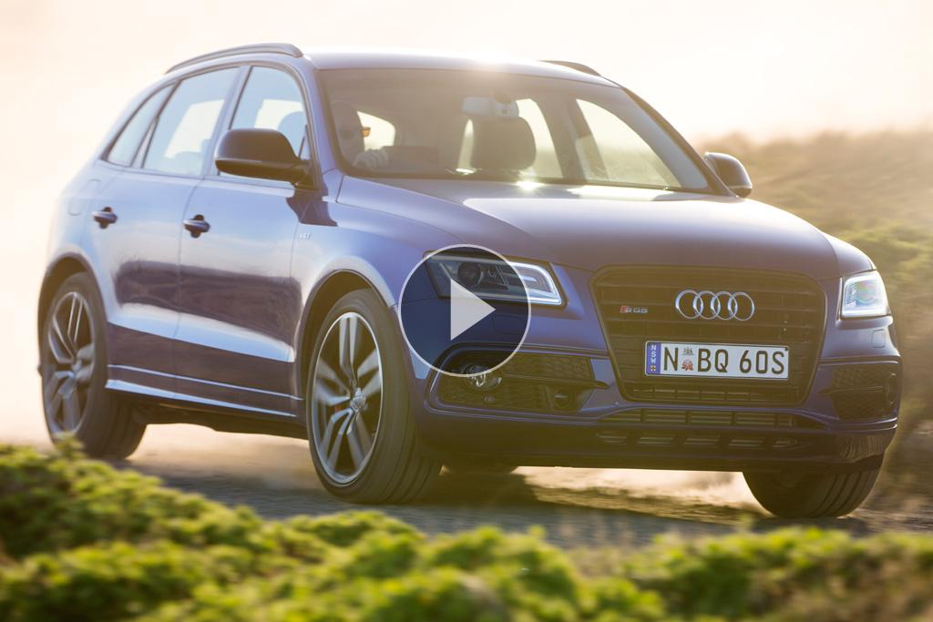 Audi SQ TDI Plus Video Review Motoringcomau - Audi sq5 review
