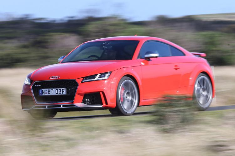 Audi TT RS 2017 Review