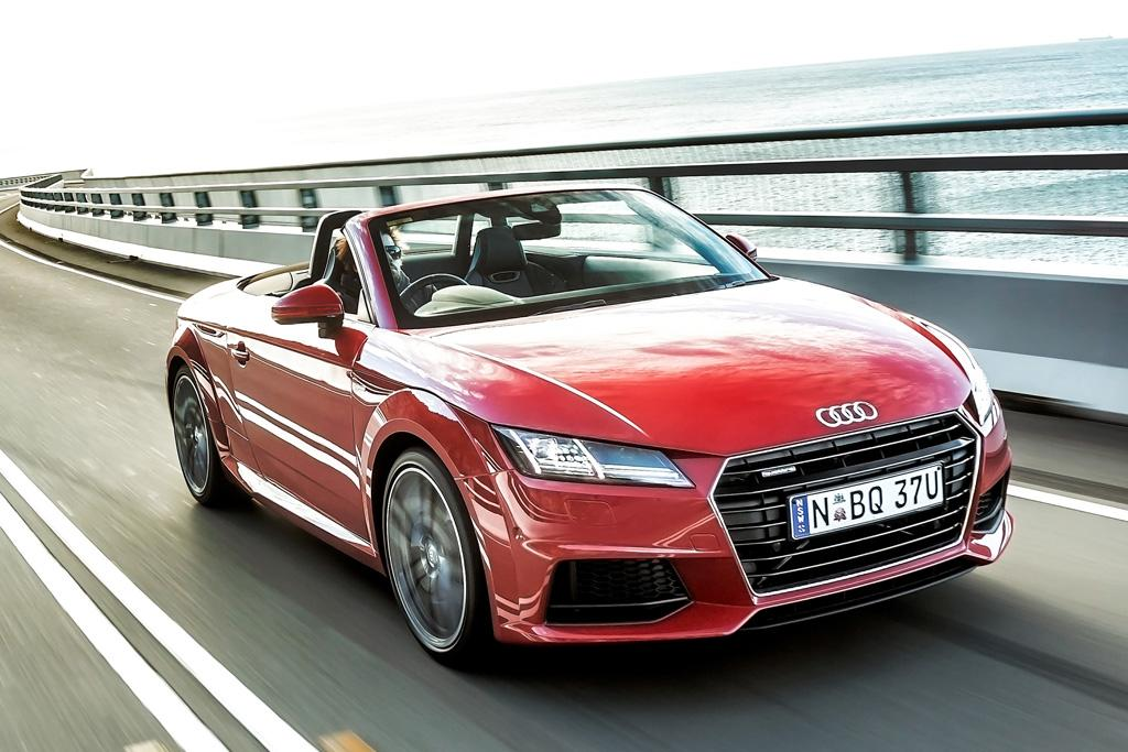 audi tt roadster s line 2016 review. Black Bedroom Furniture Sets. Home Design Ideas