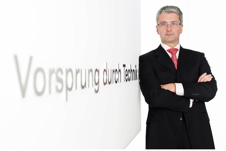 Audi reshuffles management in wake of Dieselgate scandal