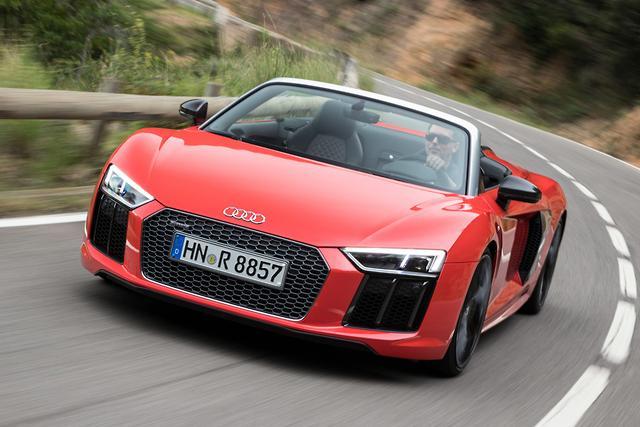 Audi R8 Spyder Goes On Sale Motoring Com Au