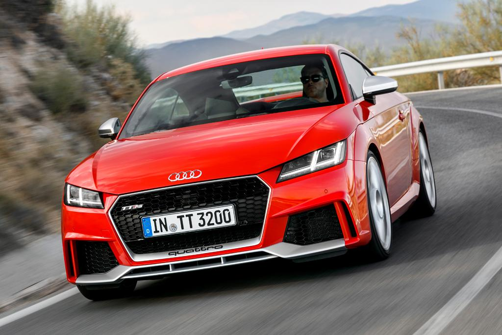 Audi TT RS Review Motoringcomau - Audit car