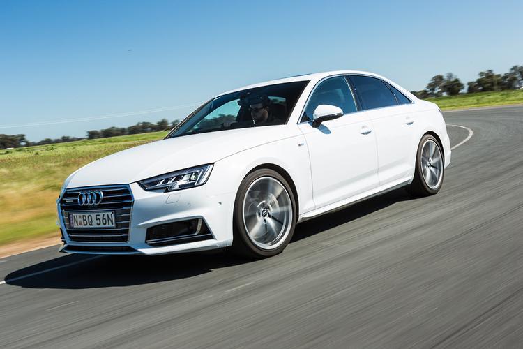 Best Prestige Car Under $100K: Audi A4 - motoring.com.au