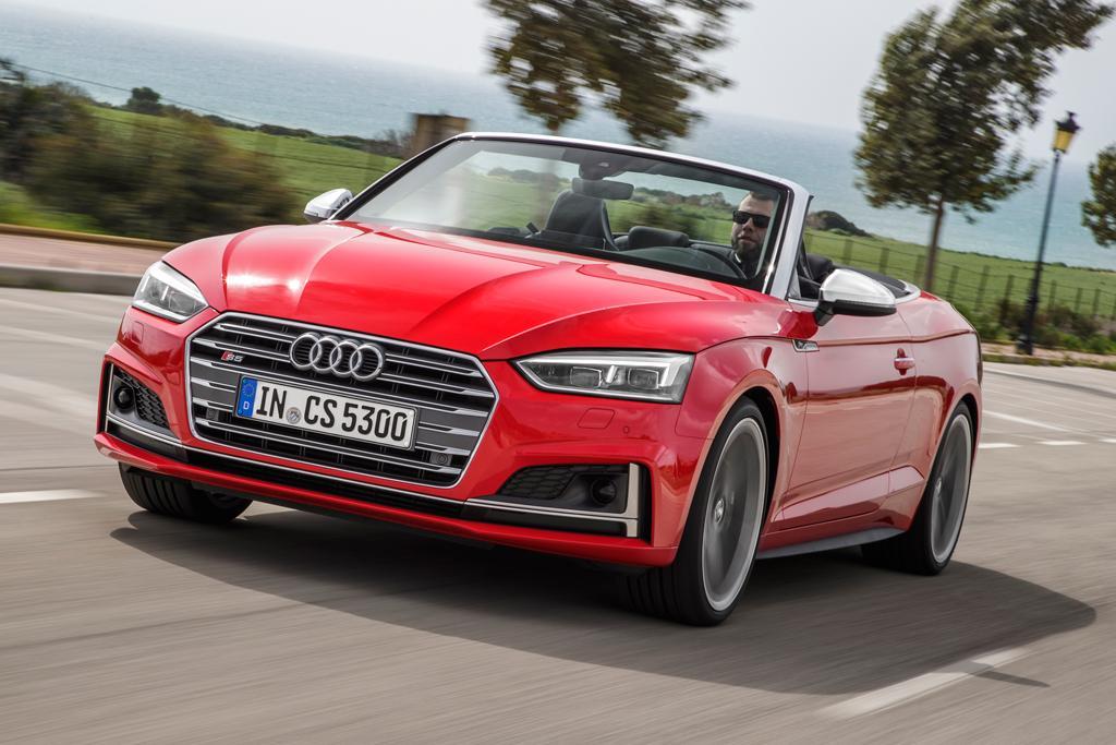 Audi S Cabriolet Review Motoringcomau - Audi s5 specs