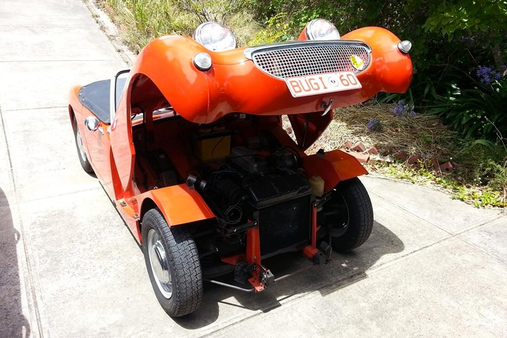 From The Classifieds 1960 Austin Healey Sprite Motoring