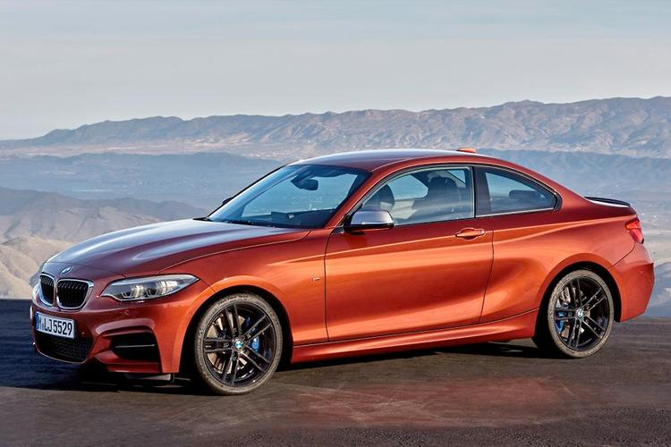 BMW Upgrades Its Smallest Models U2014 Again