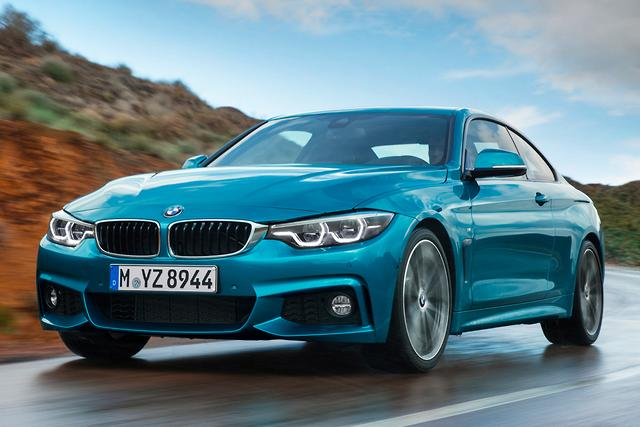 BMW 4 Series 2017 Review