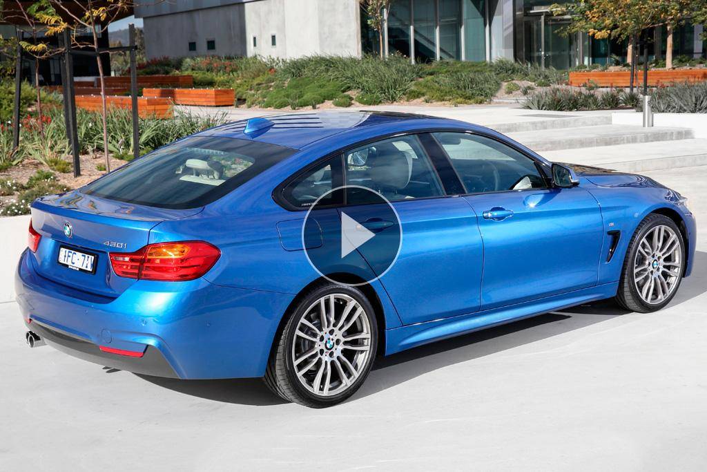 BMW 430i Gran Coupe 2016 Video Review