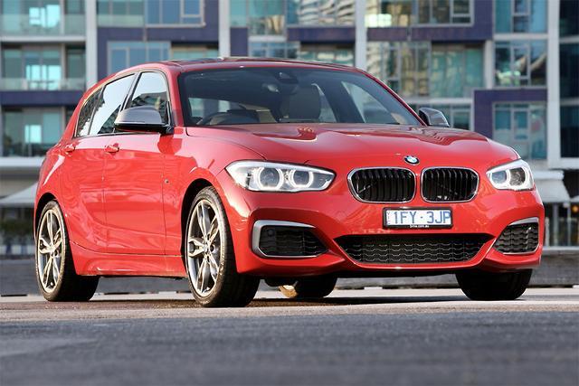 BMW M140i gets Performance Edition treatment - motoring com au