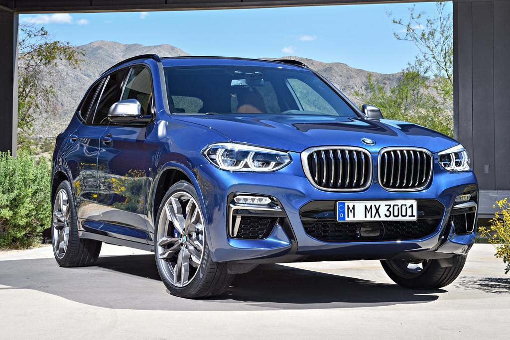 all new bmw x3 revealed. Black Bedroom Furniture Sets. Home Design Ideas