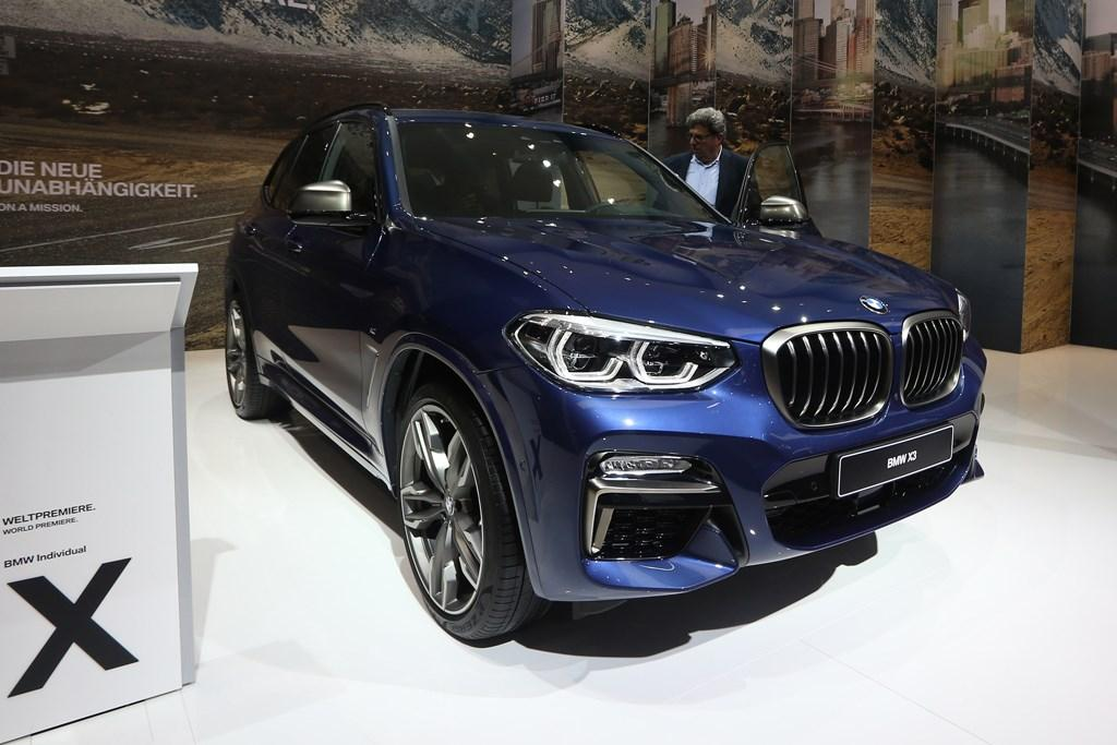 BMW plans X3 M super SUV - motoring com au