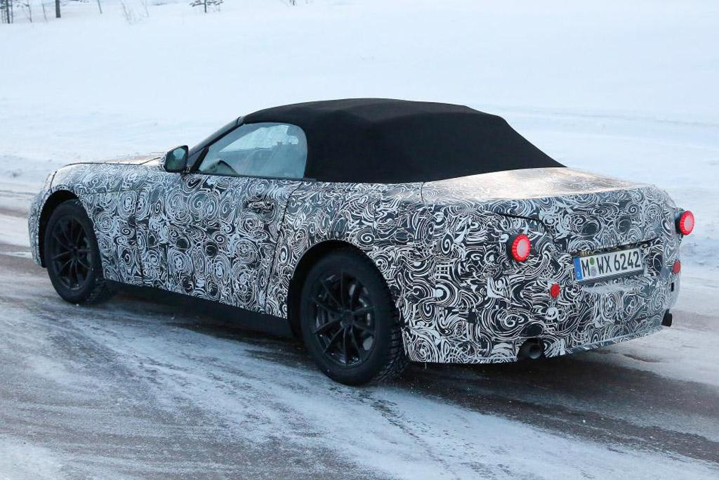 New Supra Z5 To Be Austrian Built Motoring Com Au