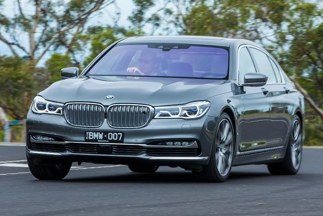 BMW 750i And 750Li 2016 Review