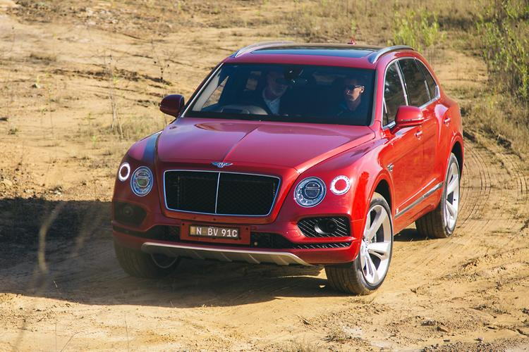 Bentley Bentayga Diesel 2017 Review Motoring Com Au