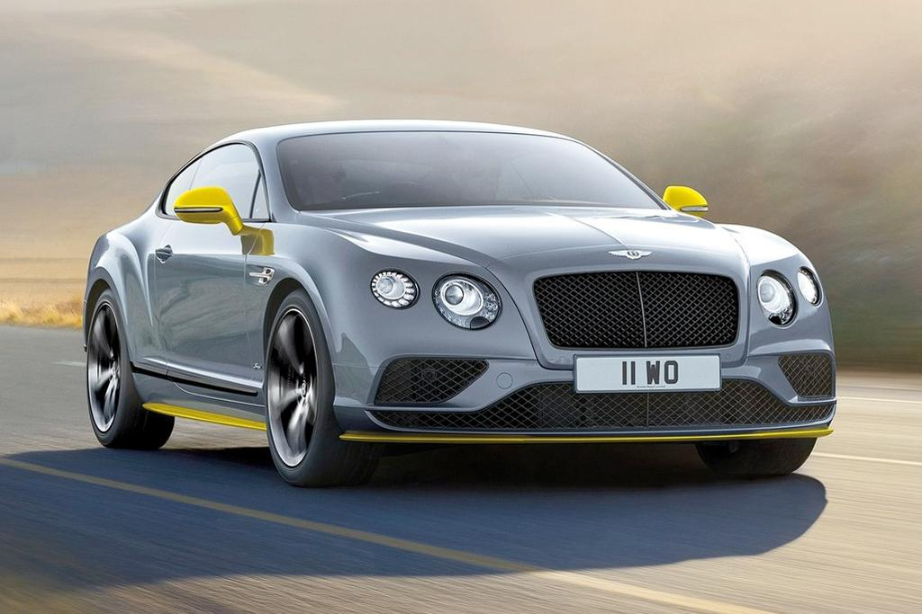 new bentley 2018. interesting new popular but ageing bentley to show off fresh face new technology and  engines in 2018 on bentley