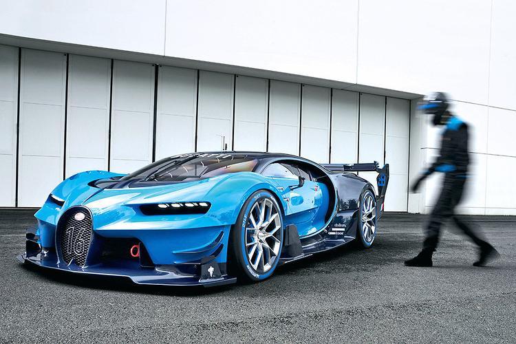 Green Light For Bugatti Chiron Motoring Com Au