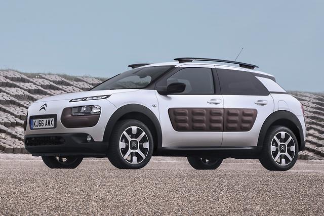 Citroen C4 Cactus >> Citroen C4 Cactus Auto Coming To Australia Motoring Com Au