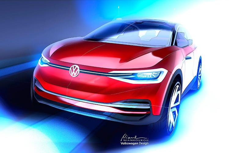 Volkswagen to reveal 'a further developed version' of ID Crozz at Frankfurt""