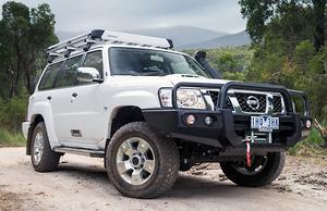 Nissan Patrol Y61 Legend Edition: Video Review - motoring com au