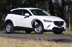 Mazda Cx 3 2018 Video Review Motoring Com Au