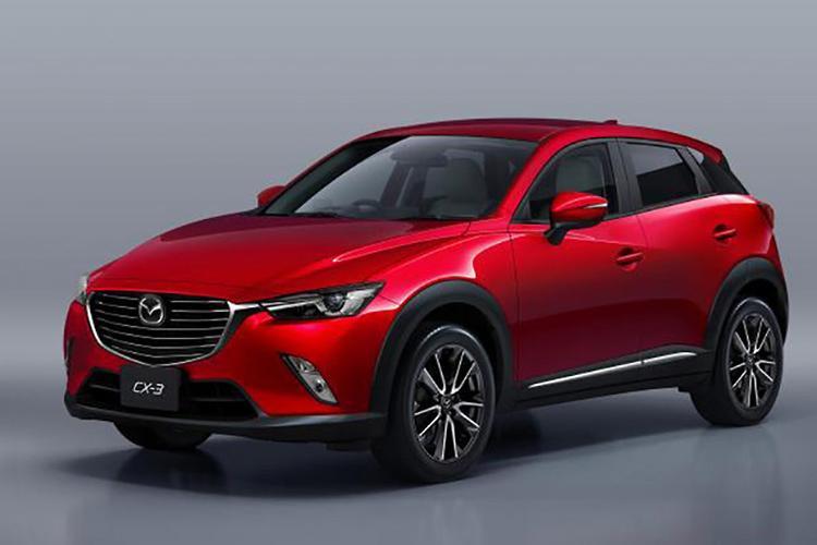 Mazda recalls australia