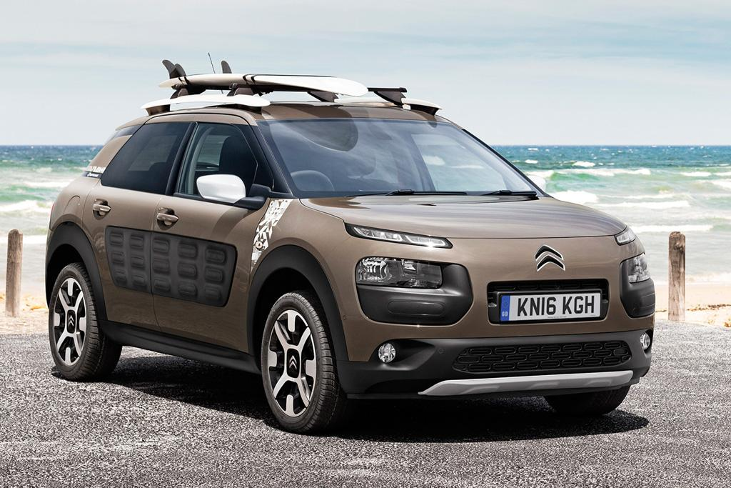 Rip Curl Treatment For C4 Cactus Motoring