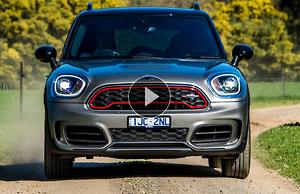 Mini John Cooper Works Countryman 2017 Video Review