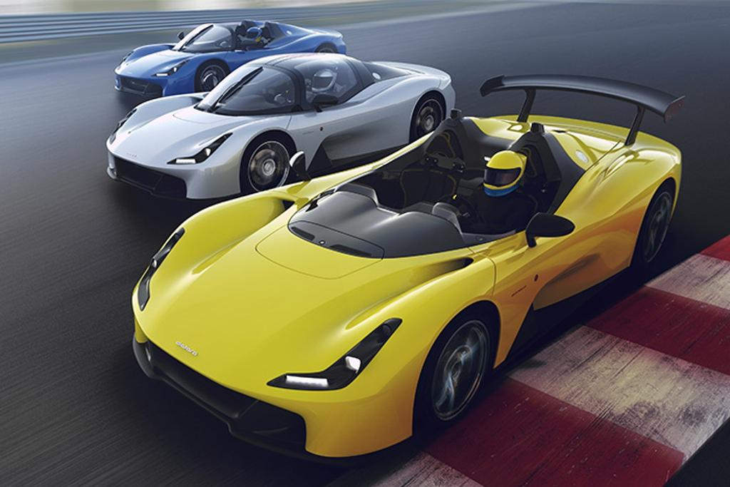 Dallara reveals Lotus-beating Stradale - motoring.com.au