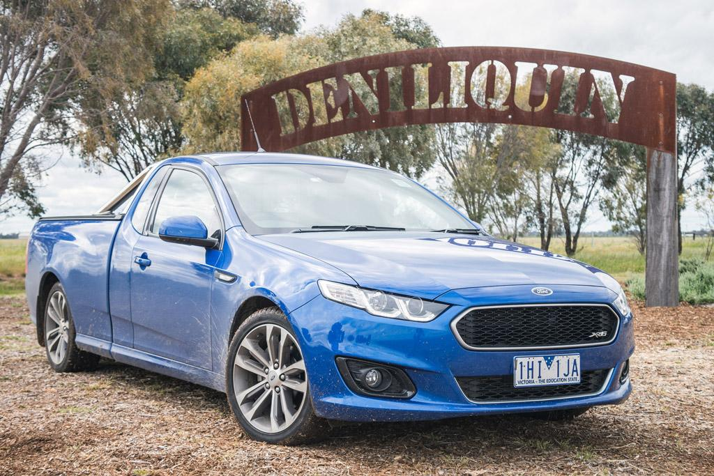 Ford Falcon Ute: A rich history - motoring com au