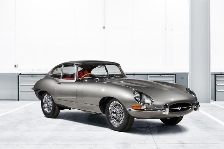 Good As New: Jaguar Restores 10 E Types