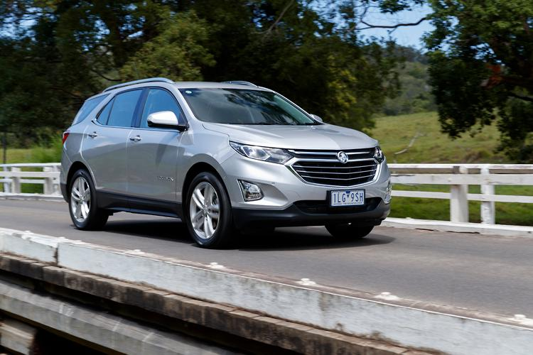 Types Of Toyota Suv >> Holden Equinox 2017 Review - motoring.com.au