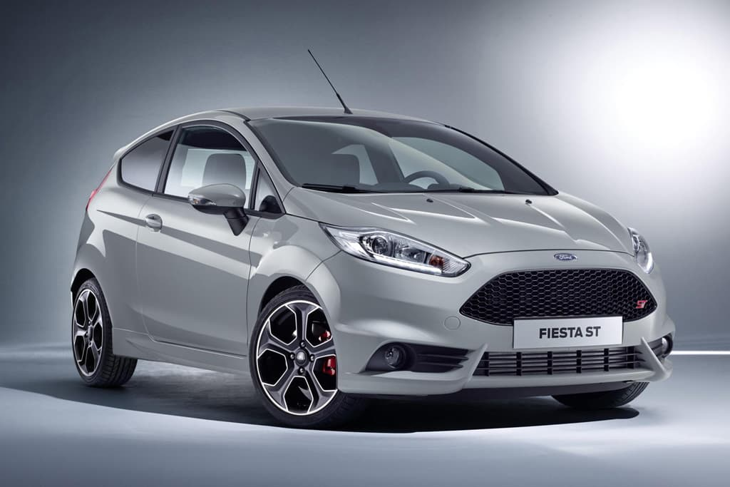 Only Version Of Ford S Latest Light Car To Be Sold In Australia Will Fiesta St But Not Until 2019