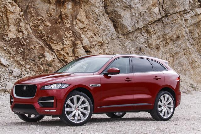 Lower Luxury Car Tax For Jaguar F Pace Motoring Com Au