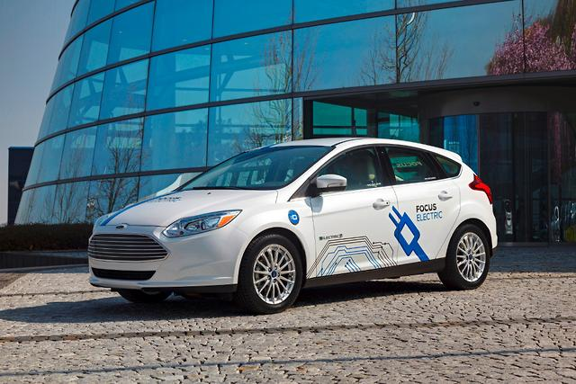 Ford Focus Electric Range Boosted To 185km