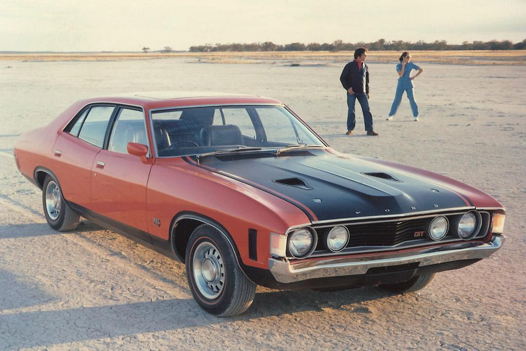 History of Ford Australia\'s large car - motoring.com.au
